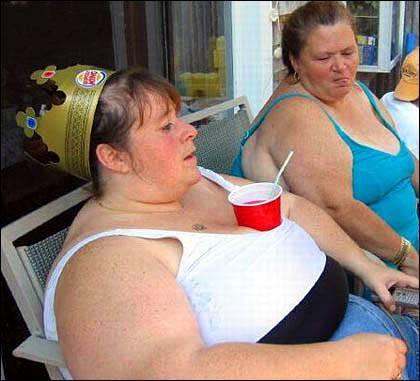 подборка толстых фото