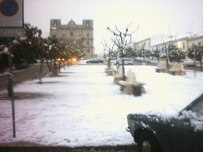 neve em vila viçosa
