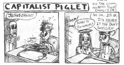 capitalist piglet