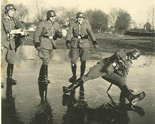 Nazis invented breakdancing