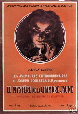 Lfh quipe a le myst re de la chambre jaune iii la - La chambre des officiers analyse du livre ...