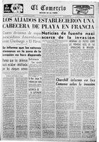Día D. Desembarco aliado en Normandía, 6 de junio de 1944