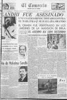 Asesinato de Gandhi, 30 de enero de 1948