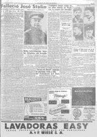 Muerte de Stalin, 5 de marzo de 1953