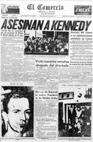 Asesinato de JFK, 22 de noviembre de 1963