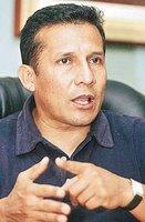 Ollanta Humala... ¿O el 'Capitán Carlos'?