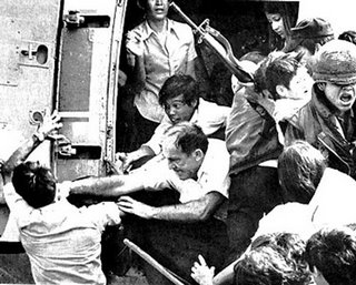 Caída de Saigón, 30 de abril de 1975