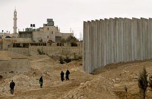 El Muro de la Verguenza