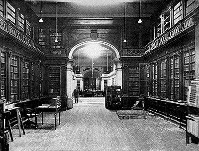 Biblioteca Nacional, 1943