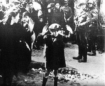 EL NIÑO DEL GUETO, Anónima, 1943