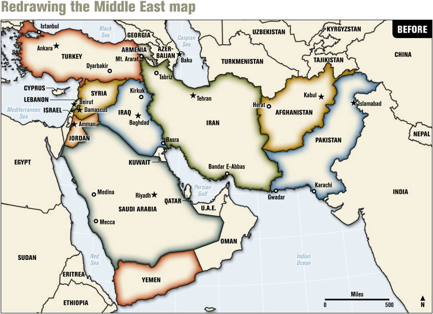 Dienekes Anthropology Blog Redrawn Middle East maps