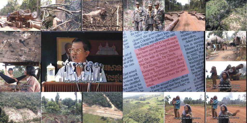 deforestation speech in english