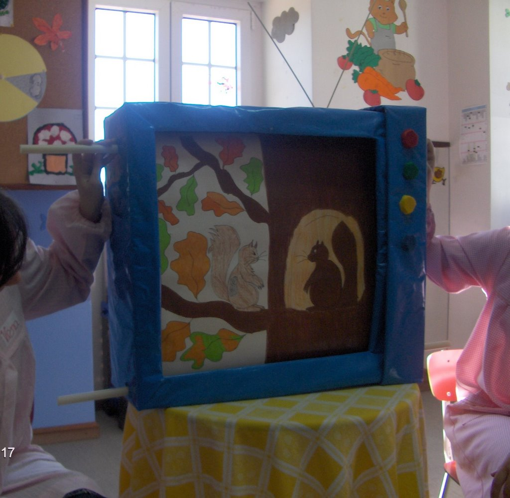 ideias para o outono jardim de infancia : ideias para o outono jardim de infancia:chegou o outono nesta atividade estavamos a visualizar a história o