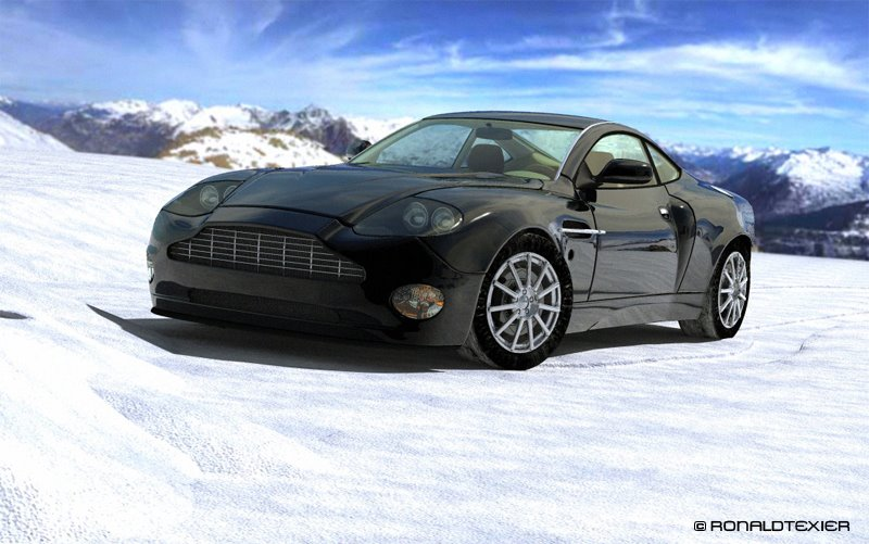 seconde casquette aston martin vanquish. Black Bedroom Furniture Sets. Home Design Ideas