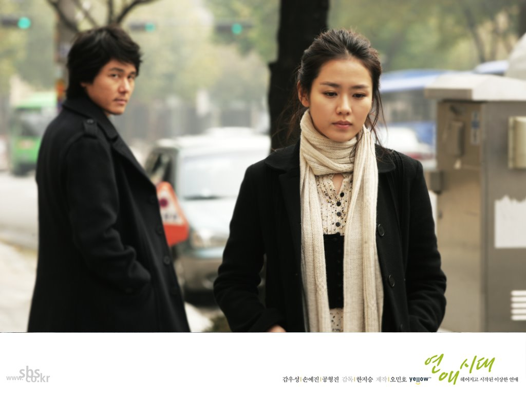 Alone in love sbs 2006 number of episodes 16 main cast gam woo sung son ye jin gong hyun jin lee ha na