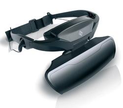 virtual vision tv glasses