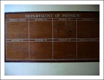Ancient Bulletin Board