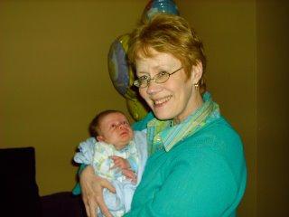 Grandma and Max