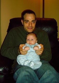 Max and his Uncle David