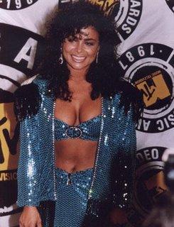 Classic Paula.