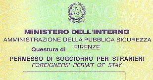 Les Flâneurs: Getting your permesso di soggiorno per stranieri in Florence.