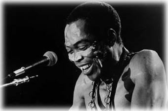 Fela Ransome Kuti And Africa 70 Organization Everything Scatter