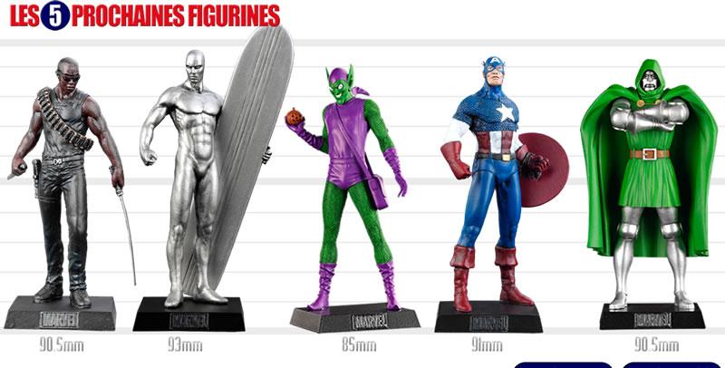 figurine heros marvel
