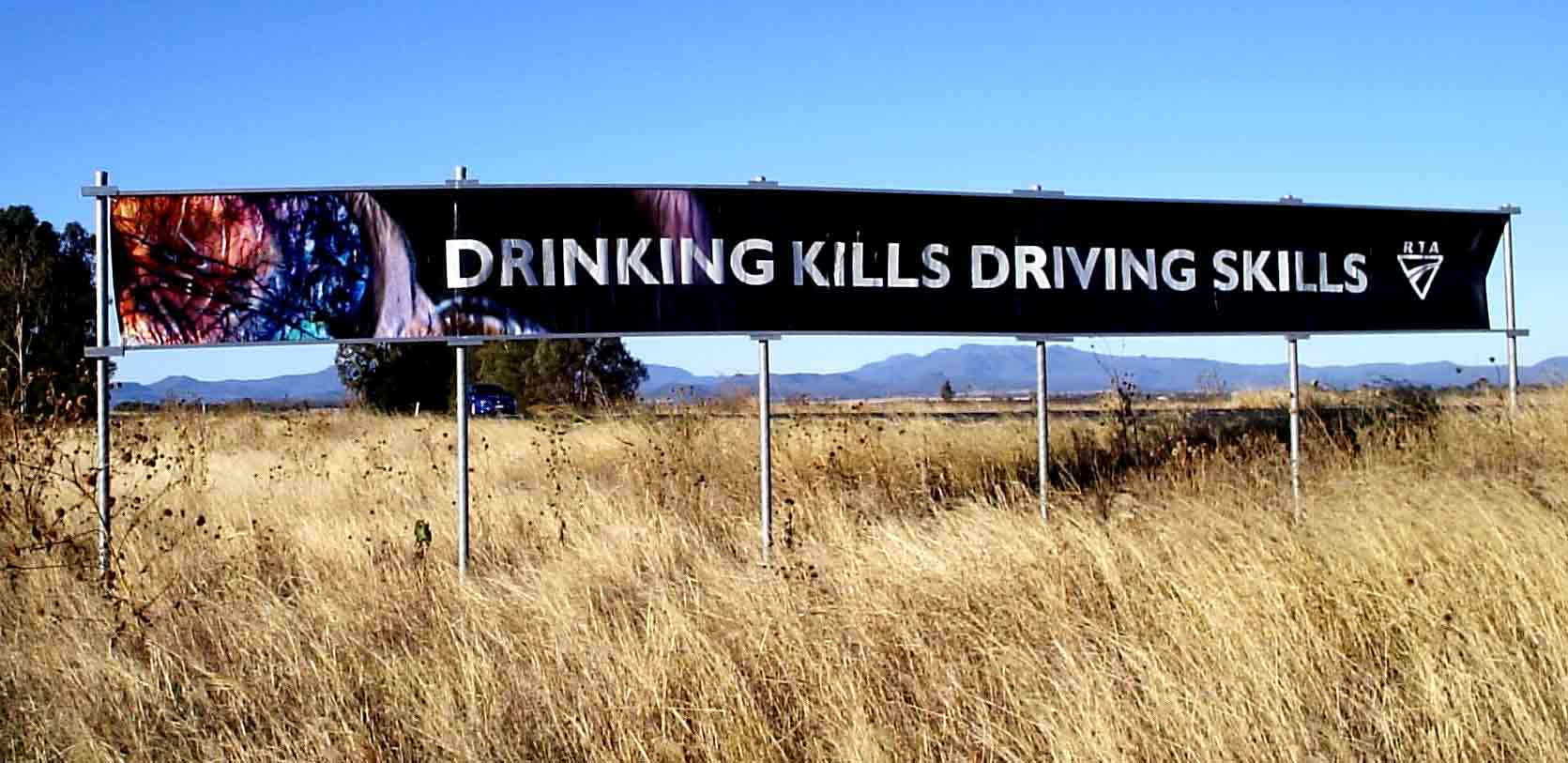 drinking kills driving skills
