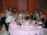 Ina, Kenric, Gladys, Brian, Tim, Nicole, Anita, Kevin, Kenric