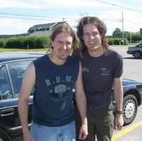 Jason Saulnier & Sylvain Simard