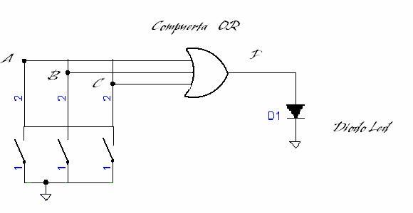 Circuito Not : Sistemas digitales de jose luis gonzales