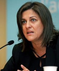 La ministra de Vivenda, María Antonia Trujillo. (Foto: EFE).