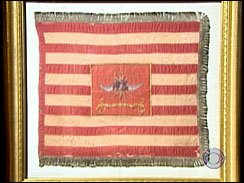 Connecticut Dragoons Flag