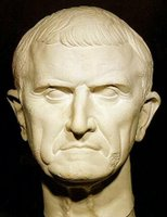 Crassus - he didn't take much nonsense