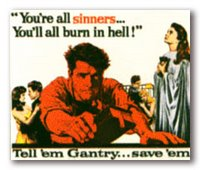 Elmer Gantry - Strictly a Grogan's Man