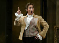 Figaro - the barber of Seville, of course