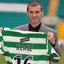Roy Keane agus a gheansaí nua