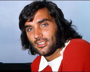 George Best, RIP.