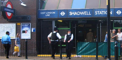 More Shadwell police