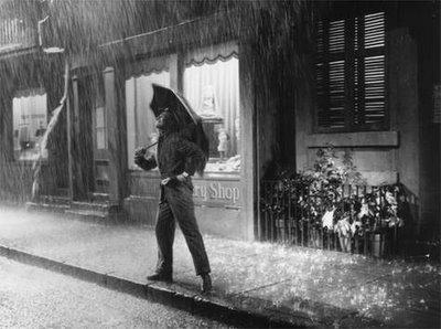 Gene Kelly...in the rain