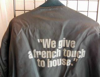 Fnac Music Dance Division bombers we give a french touch to house