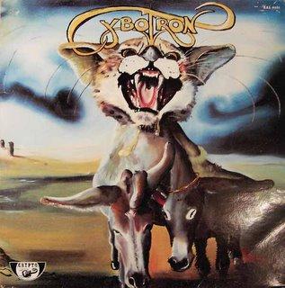 CYBOTRON - CYBOTRON LP