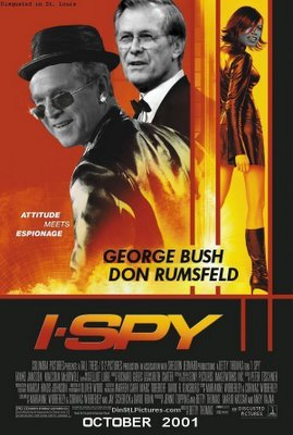 I-SPY starring George Bush