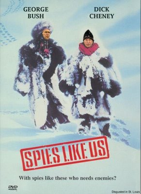 Spies Like Us (George and Dick)
