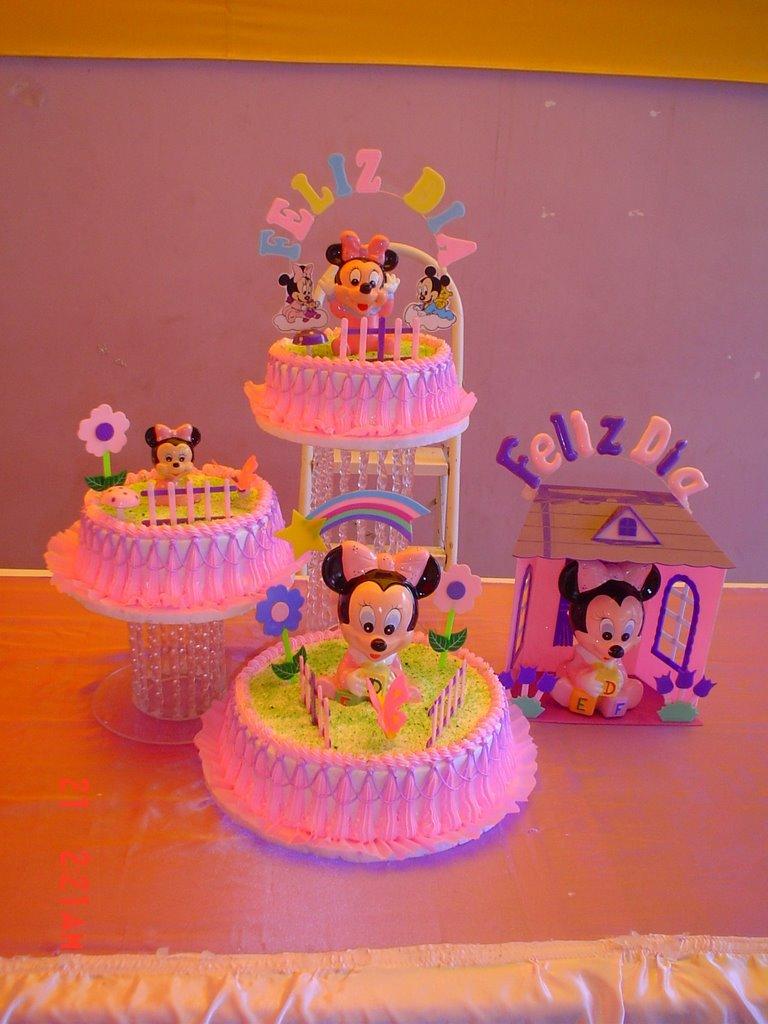 Tortas Infantiles Decoracion Tortas Animacion Filmacion - Decoracion-de-tortas-infantiles