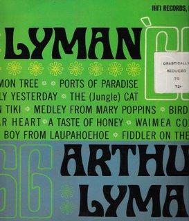 Arthur Lyman Group Songs Of The Islands