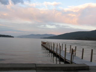Lake George Shore