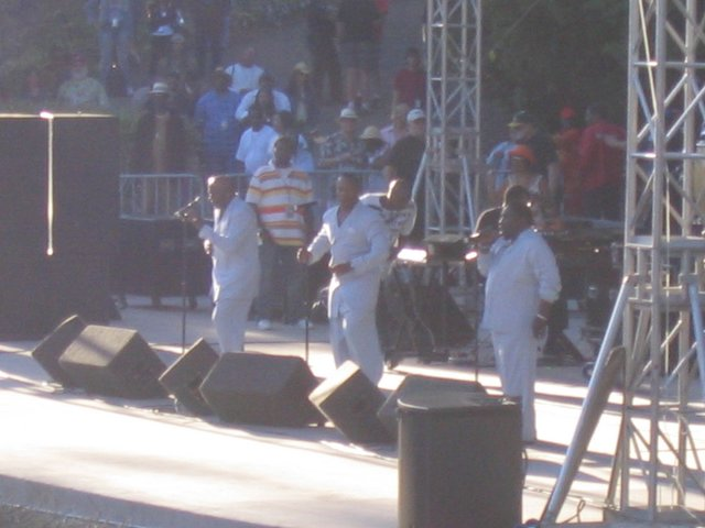 O'Jays at Stone Soul Picnic