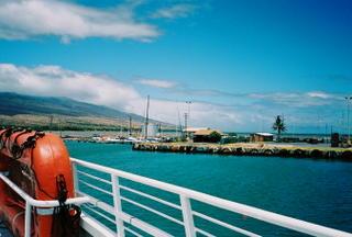 Kaunakaki Harbor, Molokai