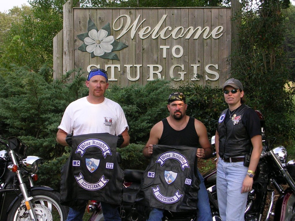 Blue Knights LA III blog: August 18-20th Sturgis South motorcycle ...